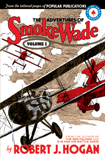 The Adventures of Smoke Wade vol.1