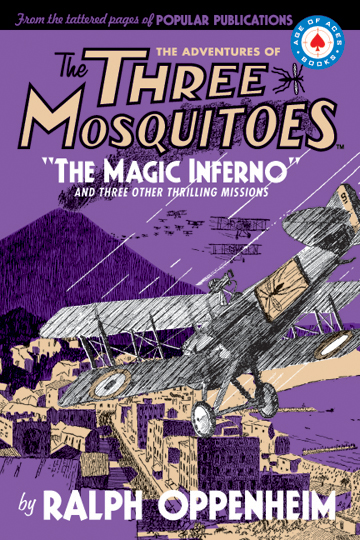 The Three Mosquitoes - The Magic Inferno