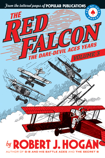 The Red Falcon 3