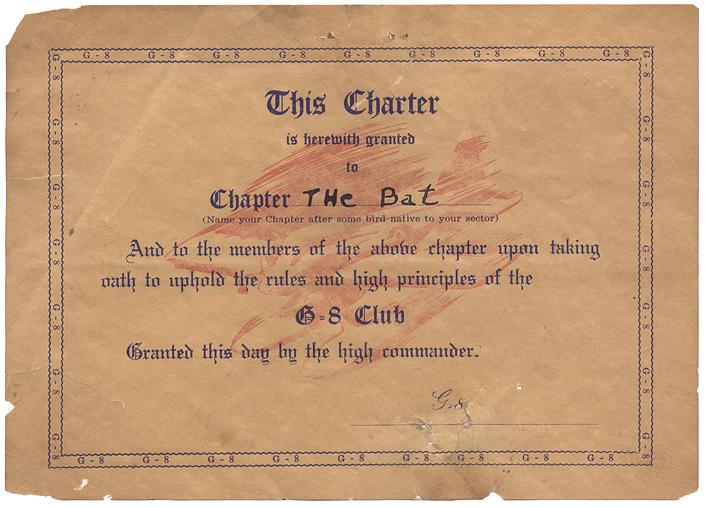 G8Club-charter