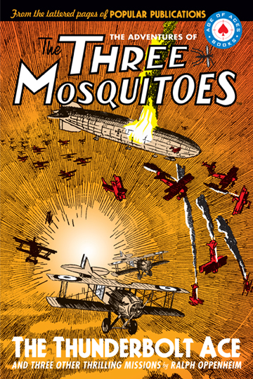 The Three Mosquitoes - The Thunderbolt Ace