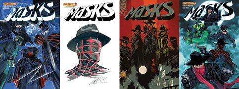 Masks covers - small