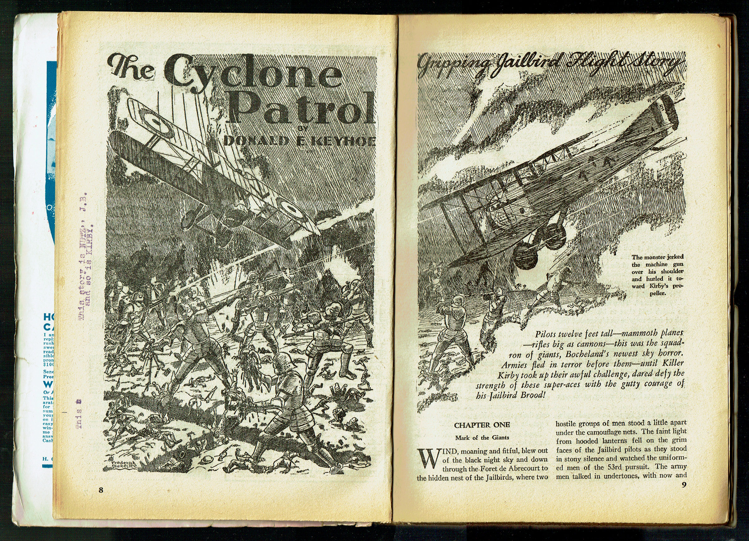 The Cyclone Patrol