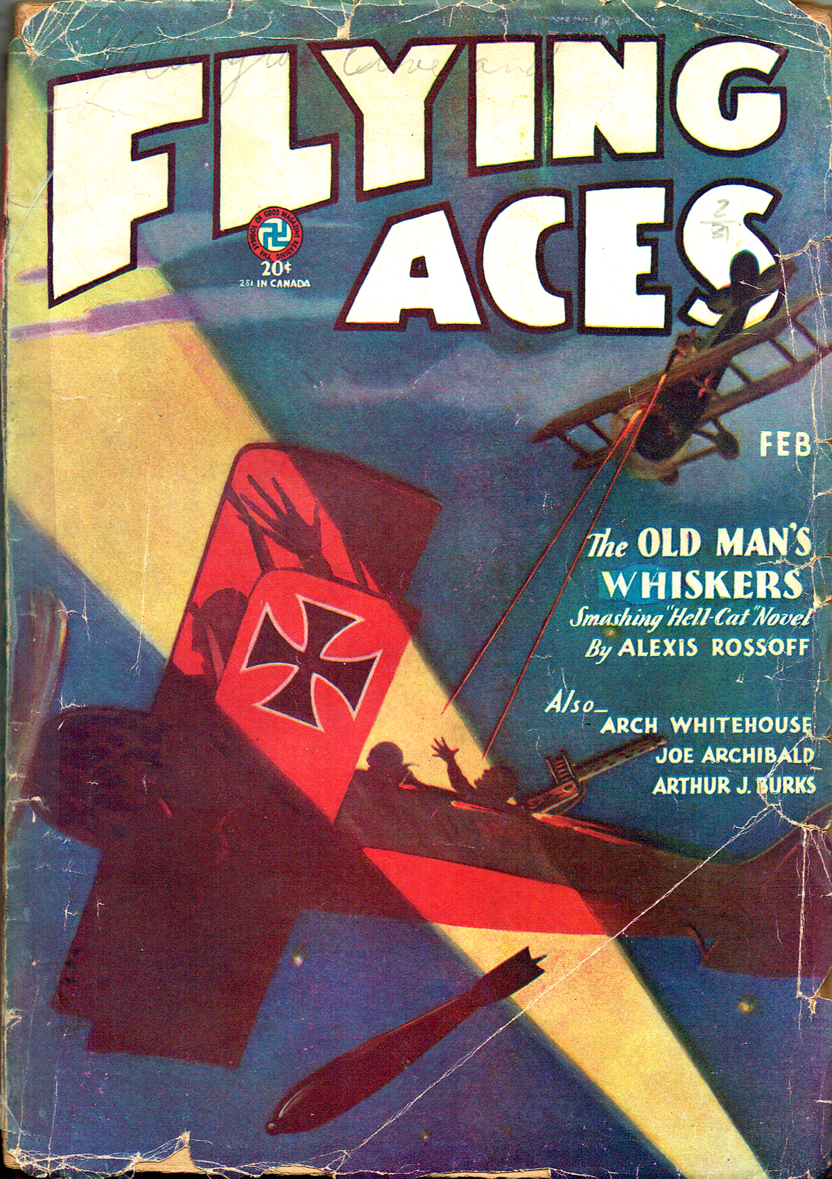 The Ships on The Cover